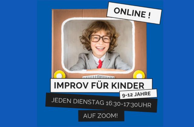 Let's Play Improv Online