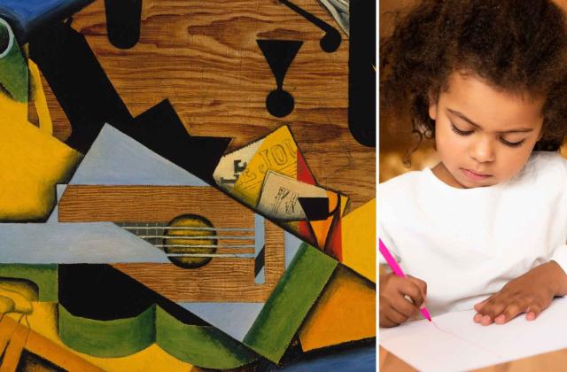 Der kleine Picasso