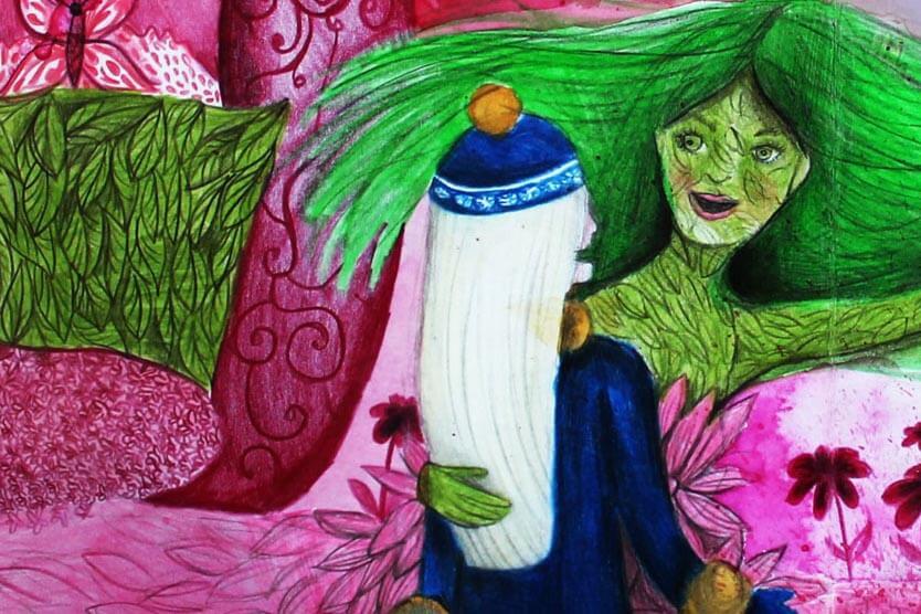 Das Märchenzelt