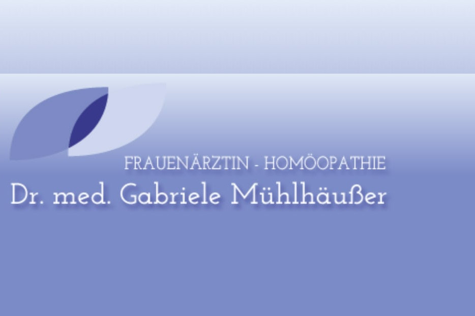 Dr. med. Gabriele Mühlhäußer